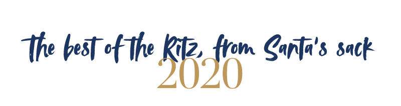 The best of the Ritz, from Santa's sack 2020
